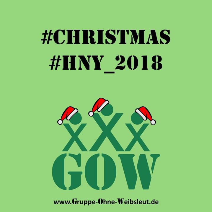 GOW-Gruppe-Ohne-Weibsleut.Weihnachten-2017